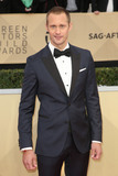 Alexander Skarsgard- Photo - 21 January 2018 - Los Angeles California - Alexander Skarsgard 24th Annual Screen Actors Guild Awards held at The Shrine Auditorium Photo Credit RetnaAdMedia