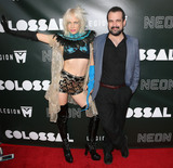 Nacho Vigalondo Photo - 04 April 2017 - Los Angeles California - Kate Crash Nacho Vigalondo Colossal - Los Angeles Premiere held at Vista Theatre Photo Credit AdMedia