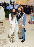 Jared Leto Photo - 07 May 2018 - New York New York - Lana Del Rey Jared Leto 2018 Metropolitan Museum of Art Costume Institute Gala Heavenly Bodies Fashion and the Catholic Imagination Photo Credit Christopher SmithAdMedia