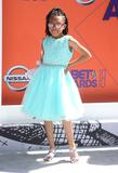 Naomi Wadler Photo - 24 June 2018 - Los Angeles California - Naomi Wadler 2018 BET Awards held at the Microsoft Theater Photo Credit F SadouAdMedia