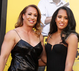 Dany Garcia Photo - 10 June 2016 - Los Angeles California - Dany Garcia daughter Simone Alexandra Johnson Central Intelligence Los Angeles Premiere held at Westwood Village Theatre Photo Credit AdMedia