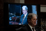 Kennedy Photo - United States Senator John Neely Kennedy (Republican of Louisiana) speaks during a US Senate Judiciary Committee hearing on oversight of the crossfire hurricane investigation on Capitol Hill in Washington DC on August 5 2020Credit Erin Schaff  Pool via CNPAdMedia