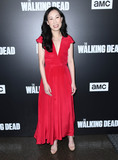 Angela Kang Photo - 27 September 2018 - Hollywood California - Angela Kang The Walking Dead Season 9 Premiere Los Angeles  held at DGA Theater Photo Credit Birdie ThompsonAdMedia