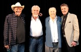 Kenny Rogers Photo - 10 April 2013 - Nashville Tennessee - Bobby Bare Kenny Rogers Cowboy Jack Clement Bill Anderson The Country Music Association announced today that Bobby Bare Cowboy Jack Clement and Kenny Rogers will become the newest members of the revered Country Music Hall of Fame CMA created the Country Music Hall of Fame in 1961 to recognize noteworthy individuals for their outstanding contributions to the format with Country Musics highest honor Photo Credit Bev MoserAdMedia