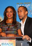 Affion Crockett Photo - 12 January - 2011 Los Angeles -  Sanna Lathan Affion Crockett 42nd NAACP IMAGE AWARDS Nomination Announcement and Press Conference  held at The Paley Center for Media Photo TConradAdMediaphoto