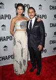 El Chapo Photo - 19 April 2017 - Los Angeles California - Abril Schreiber and Humberto Busto Univisions El Chapo Original Series Premiere Event held at The Landmark Theatre Photo Credit AdMedia
