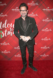 Lawrence Zarian Photo - 04 December 2017 - Los Angeles California - Lawrence Zarian Hallmark Channel Screening of Christmas at Holly Lodge held at The Grove Photo Credit F SadouAdMedia