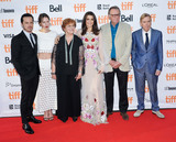 Andrew Scott Photo - 11 September 2016 - Toronto Ontario Canada - Andrew Scott Caren Pistorius author Deborah Lipstadt actors Rachel Weisz Tom Wilkinson and Timothy Spall Denial Premiere - 2016 Toronto International Film Festival held at Princess of Wales Theatre Photo Credit Brent PerniacAdMedia