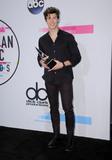 Shawn Mendes Photo - 19 November  2017 - Los Angeles California - Shawn Mendes 2017 American Music Awards - Press Room held at Microsoft Theater in Los Angeles Photo Credit Birdie ThompsonAdMedia