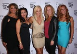 April Macie Photo - 25 September 2014 - Las Vegas Nevada - Lynne Koplitz Tammy Pescatelli Jenny McCarthy Paula Bel April Macie Red Carpet for Jenny McCarthy Dirty Sexy Funny at The LINQ  Photo Credit MJTAdMedia