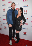 Angelina Pivarnick Photo - 13 December 2019 - New York New York - Guest and Angelina Pivarnick at iHeart Radio Z100s 2019 Jingle Ball at Madison Square Garden Photo Credit LJ FotosAdMedia