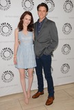 Ashley Zuckerman Photo - 09 July 2014 - Beverly Hills California - Rachel Brosnahan Ashley Zuckerman Paley presents An Evening with the cast and creative team of WGN Americas Manhattan held at The Paley Center for Media in Beverly Hills Ca Photo Credit Birdie ThompsonAdMedia
