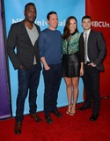 Micahel Mosley Photo - 15 January 2015 - Pasadena California - Kevin Daniels Micahel Mosley Jessica McNamee Kevin Bigley NBCUniversal 2015 TCA Press Tour held at The Langham Huntington Hotel Photo Credit Birdie ThompsonAdMedia