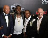 Russell Simmons Photo - 10 September 2017 - Beverly Hills California - Russell Simmons Tracy Morgan his brother Ted Sarandos Netflix Def Comedy Jam 25 held at The Beverly Hilton Photo Credit Theresa BoucheAdMedia