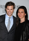 Ali Adler Photo - 5 September 2012 - Beverly Hills California - Andrew Rannells Ali Adler PaleyFest Fall TV Preview - The New Normal held at The Paley Center Photo Credit Byron PurvisAdMedia