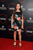 Ava Cantrell Photo - 14 July 2015 - Burbank California - Ava Cantrell Warner Bros Studio Tour Stage 48 Script to Screen Launch Event held at Warner Bros Studios Photo Credit Byron PurvisAdMedia