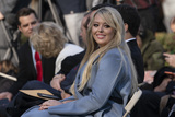 Tiffany Photo - Tiffany Trump the daughter of United States President Donald J Trump attends the National Thanksgiving Turkey presentation in the Rose Garden of the White House in Washington DC on Tuesday November 26 2019Credit Chris Kleponis  Pool via CNPAdMedia