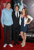 Ann Lembeck Photo - 28 June 2012 - Westwood California - Jack Leary Denis Leary Ann Lembeck Columbia Pictures Los Angeles Premiere Of The Amazing Spider-Man Held The at Regency Village Theatre Photo Credit Faye SadouAdMedia