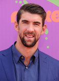 Michael Phelps Photo - 13 July 2017 - Los Angeles California - Michael Phelps Nickelodeon Kids Choice Sports Awards 2017 held at the Pauley Pavilion in Los Angeles Photo Credit Birdie ThompsonAdMedia