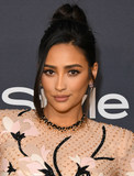 Shay Photo - 05 January 2020 - Beverly Hills California - Shay Mitchell 21st Annual InStyle and Warner Bros Golden Globes After Party held at Beverly Hilton Hotel Photo Credit Birdie ThompsonAdMedia