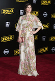 Alexandra Daddario Photo - 10 May 2018 - Hollywood California - Alexandra Daddario Solo A Star Wars Story Los Angeles Premiere held at Dolby Theater Photo Credit F SadouAdMedia