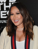Adrienne Bailon Photo - 15 February 2018 - Los Angeles California - Adrienne Bailon Rookie USA Fashion Show held at MILK Studios Photo Credit Birdie ThompsonAdMedia
