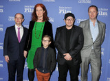 Andrew Lowe Photo - 6 February 2016 - Santa Barbara California - Ed Guiney Emma Donoghue Jacob Tremblay Lenny Abrahamson Andrew Lowe 31st Annual Santa Barbara International Film Festival - Virtuosos Award held at the Arlington Theater Photo Credit Byron PurvisAdMedia