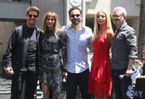 Alex Kurtzman Photo - 20 May 2017 - Hollywood California - Tom Cruise Sofia Boutella Jake Johnson Annabelle Wallis Alex Kurtzman Universal Celebrates The Mummy Day With 75-Foot Sarcophagus Takeover At Hollywood And Highland Photo Credit F SadouAdMedia