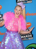 JoJo Siwa Photo - 24 March 2018 - Inglewood California - JoJo Siwa Nickelodeons 2018 Kids Choice Awards  held at The Forum Photo Credit F SadouAdMedia