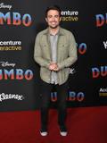 Jonathan Bennett Photo - 11 March 2019 - Hollywood California - Jonathan Bennett Dumbo Los Angeles Premiere held at Ray Dolby Ballroom Photo Credit Birdie ThompsonAdMedia