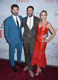 Andrew Form Photo - 08 March 2020 - New York New York - John Krasinski Andrew Form and Emily Blunt at the World Premiere of A QUIET PLACE PART II in the Rose Theater at Jazz at Lincoln Center Frederick P Rose Hall Photo Credit LJ FotosAdMedia