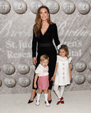 Armande Alta Photo - 07 December 2019 - Hollywood California - Ford Armand Douglas Hammer Elizabeth Chambers and Harper Grace Hammer Brooks Brothers Host Annual Holiday Celebration in West Hollywood to Benefit St Jude Photo Credit Billy BennightAdMedia