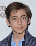 Aidan Gallagher Photo - 20 November - Santa Monica Ca - Aidan Gallagher Arrivals for the 2nd Annual Legacy Series Charity Gala held at Casa del Mar Photo Credit Birdie ThompsonAdMedia