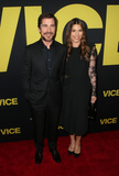 Sibi Blazic Photo - 11 December 2018 - Beverly Hills California - Christian Bale Sibi Blazic the Vice World Premiere at the Academy held at AMPAS Samuel Goldwyn Theater Photo Credit Faye SadouAdMedia