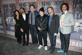 George Basil Photo - Gina Gershon George Basil Pete Holmes Artie Lange Judd Apatoat the Crashing Los Angeles Premiere Avalon Hollywood CA 02-15-17
