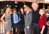Avi Lerner Photo - Christy Oldham Clinton HWallace Christa Campbell Jay Dardenne Avi Lerner Chesley Heymsfieldat the Louisiana Office of Tourism Hollywood Luncheon hosted by Lieutenant Governor Jay Dardeene FiveOFour Hollywood CA 02-07-15