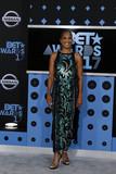 Amanda Seales Photo - Amanda Sealesat the BET Awards 2017 Microsoft Theater Los Angeles CA 06-25-17