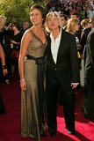 Alexandra Hedison Photo - Alexandra Hedison and Ellen Degeneres at the 56 Annual Primetime Emmy Awards at The Shrine Auditorium Los Angeles CA 09-19-04