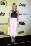 Alona Tal Photo - Alona Talat the IMDb 25th Anniversary Party Sunset Tower West Hollywood CA 10-15-15