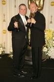 Bobby Moresco Photo - Bobby Moresco and Paul Haggisin the press room at the 78th Annual Academy Awards Kodak Theatre Hollywood CA 03-05-06