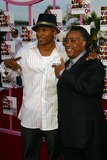 Al Sharpton Photo - LL Cool J and Al Sharpton at the 2004 MTV Video Awards Arrivals American Airlines Arena Miami FL 08-29-04