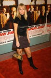 Rebecca De Mornay Photo - Rebecca De Mornay at The World Premiere of Runaway Jury Cinerama Dome Theater Hollywood Calif 10-09-03