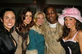 Nikki Zeno Photo - Kelli Bell Coeinne Saffell  Katie Winslow Won-G and Nikki Zeno at the Winter LA Celebrity Charity Event to honor Sound Art and Black Sheep Private Residence West Hollywood CA 12-05-04