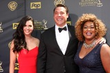 SUNNY ANDERSON Photo - Katie Lee Jeff Morrow Sunny Anderson at the 2015 Daytime Emmy Awards at the Warner Brothers Studio Lot on April 26 2015 in Burbank CACopyright David Edwards  DailyCelebcom 818-249-4998