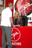 Aimee Mann Photo - Aimee Mann at CD signing for her CD Lost In Space at The Virgin Megastore West Hollywood CA 08-27-02