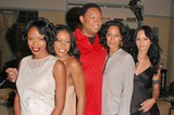 Reggie Hayes Photo - Jill Marie Jones Golden Brooks Reggie Hayes Tracee Ellis Ross and Persia White at the celebration in honor of 100 Episodes of Girlfriends at Stage 23 Paramount Pictures Hollywood CA 10-06-04