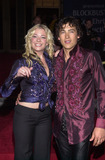 Andrew Keegan Photo -  LEANN RIMES and ANDREW KEEGAN at the 7th Annual Blockbuster Entertainment Awards Shrine Auditorium Los Angeles 04-10-01