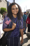 911 Photo -  MAIMAI ALI at the celebrity recording of We Are Family to benefit the victims of New Yorks 9-11 tragedy 09-23-01
