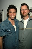 Anson Mount Photo - Anson Mount and Keving Fox at the Murder Models Madness Photo Exhibit Featuring photos from The Cult Classic Blow-Up Sponsored by Flaunt and Tanqueray at HQ Gallery Hollywood CA 03-06-03