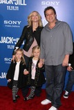 Allen Covert Photo - Allen Covert and familyat the Jack and Jill World Premiere Village Theater Westwood CA 11-06-11